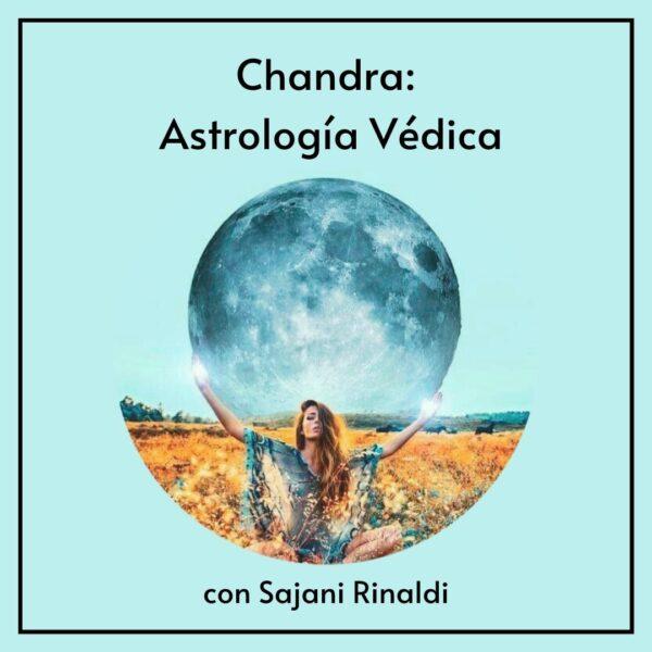 Chandra Astrología Védica