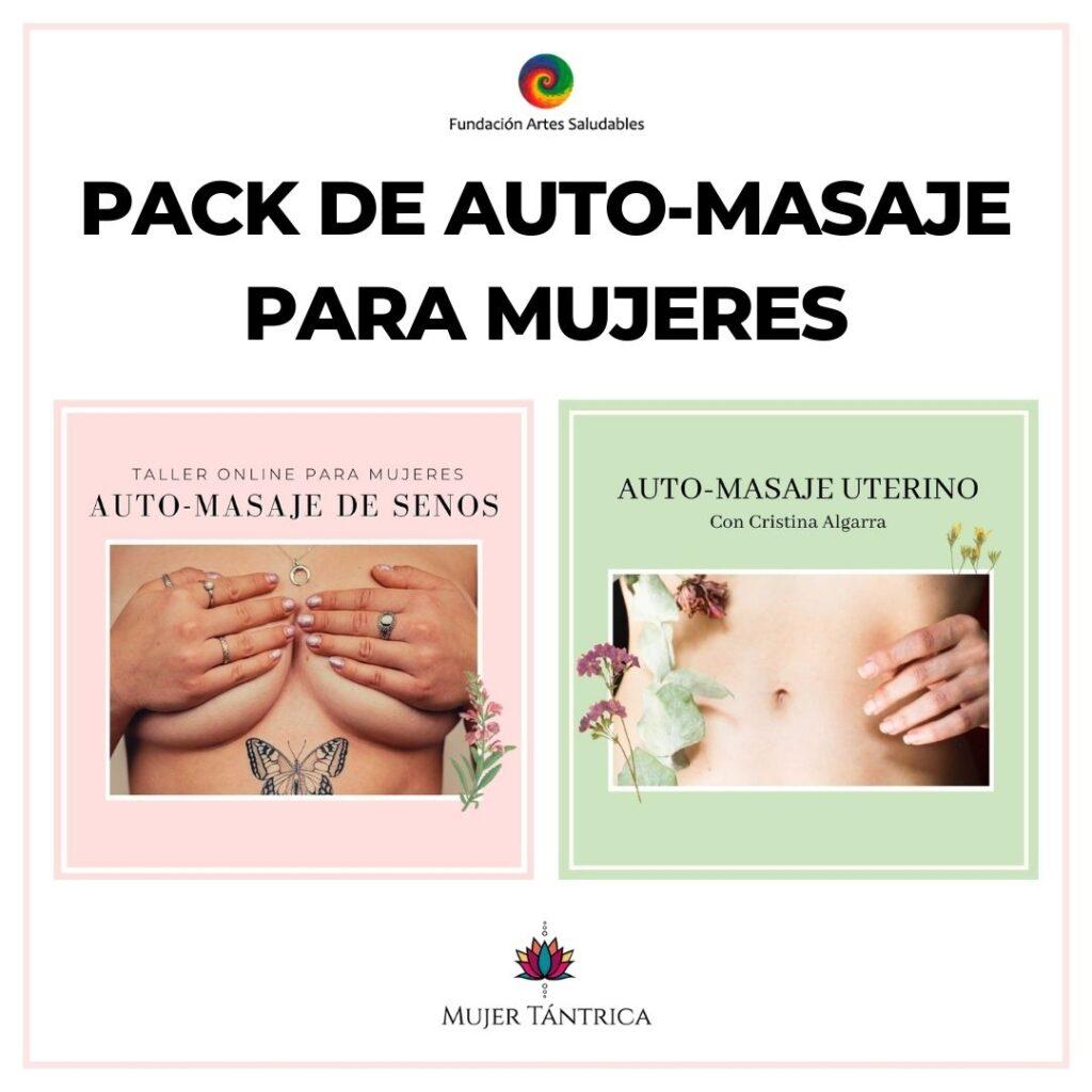 Pack de Auto-Masaje para Mujeres